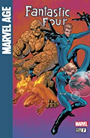 Marvel Age Fantastic Four (2004-2005) #7