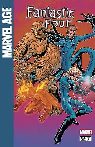 Marvel Age Fantastic Four (2004-2005) #7