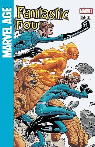 Marvel Age Fantastic Four (2004-2005) #8