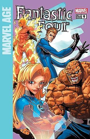 Marvel Age Fantastic Four (2004-2005) #9