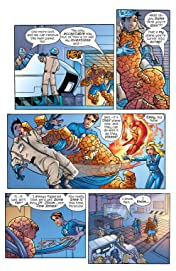 Marvel Age Fantastic Four (2004-2005) #9