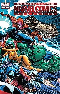Marvel Comics Presents (2007-2008) No.1