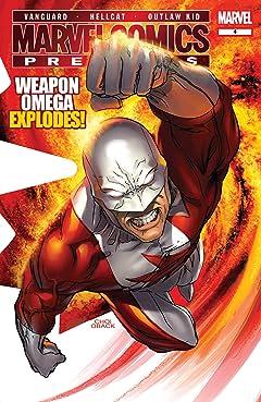 Marvel Comics Presents (2007-2008) No.4