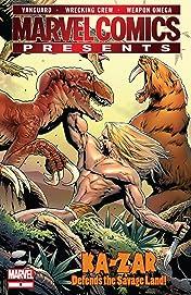 Marvel Comics Presents (2007-2008) #5