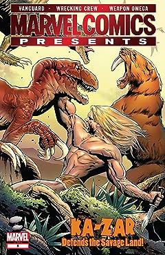 Marvel Comics Presents (2007-2008) No.5