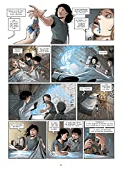 Triskell Vol. 1: La marque de l'Entre-Monde