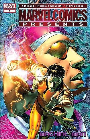 Marvel Comics Presents (2007-2008) #8