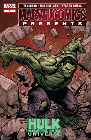 Marvel Comics Presents (2007-2008) #9