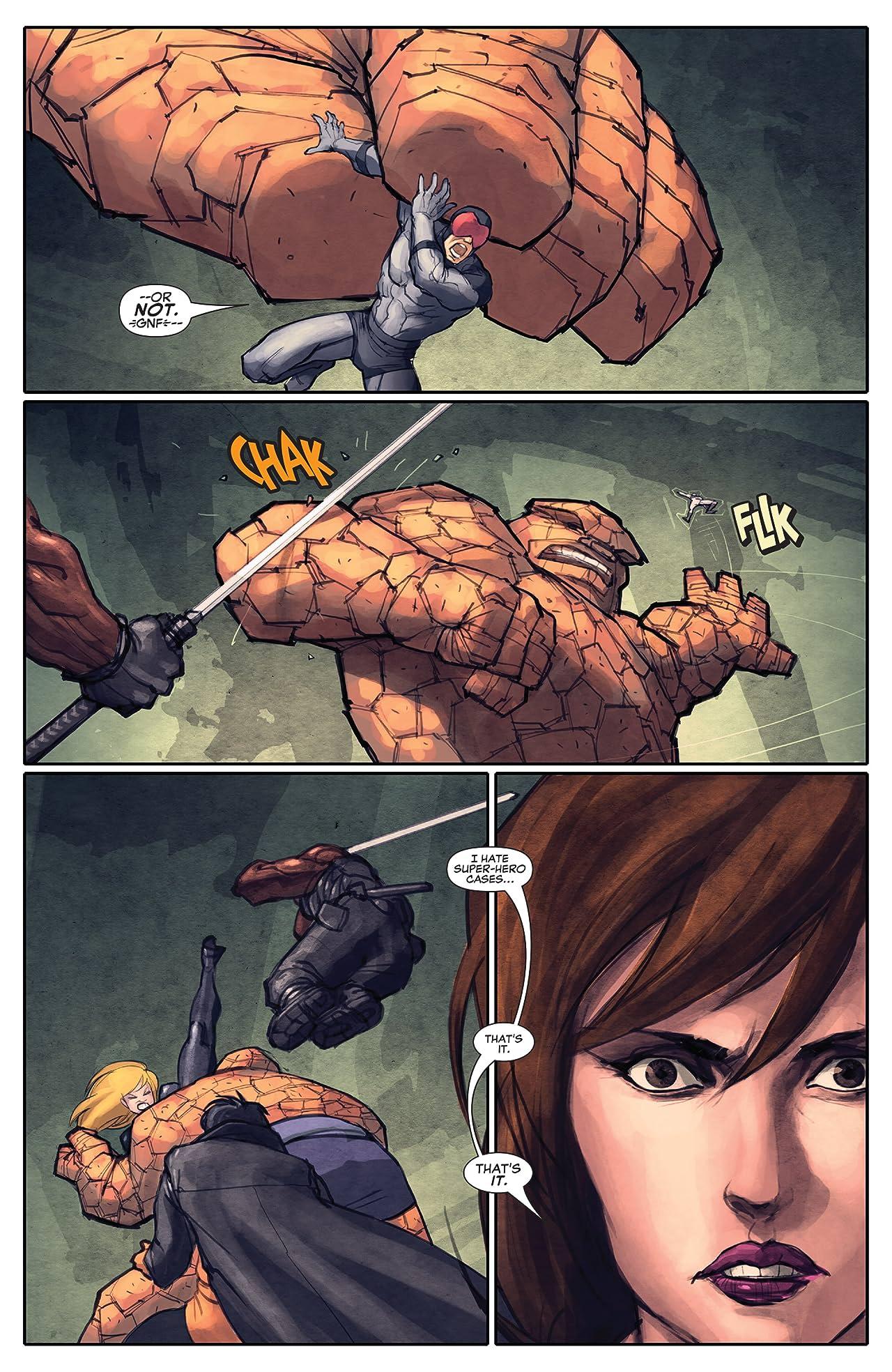 Marvel Comics Presents (2007-2008) #9