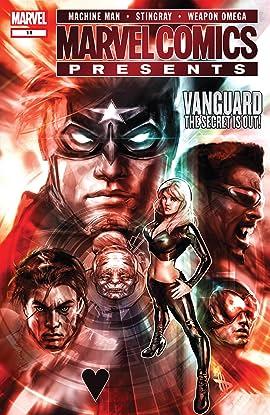 Marvel Comics Presents (2007-2008) #11