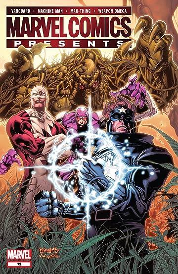 Marvel Comics Presents (2007-2008) #12