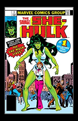 Savage She-Hulk (1980-1982) #1