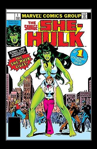 Savage She-Hulk (1980-1982) #1