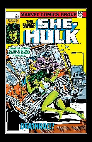 Savage She-Hulk (1980-1982) #2