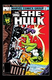 Savage She-Hulk (1980-1982) #3