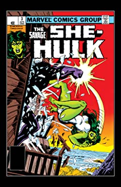 Savage She-Hulk (1980-1982) #3