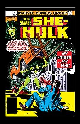 Savage She-Hulk (1980-1982) #4