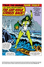 Savage She-Hulk (1980-1982) #4