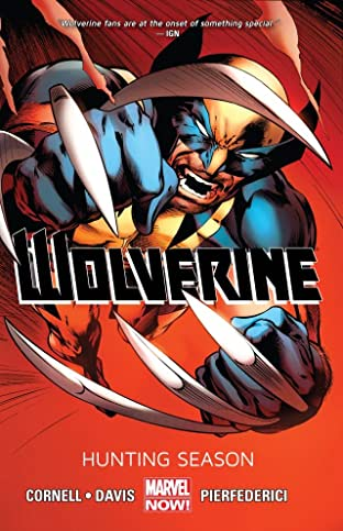 Wolverine (2013-2014) Vol. 1: Hunting Season