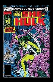 Savage She-Hulk (1980-1982) #7