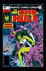 Savage She-Hulk (1980-1982) #7