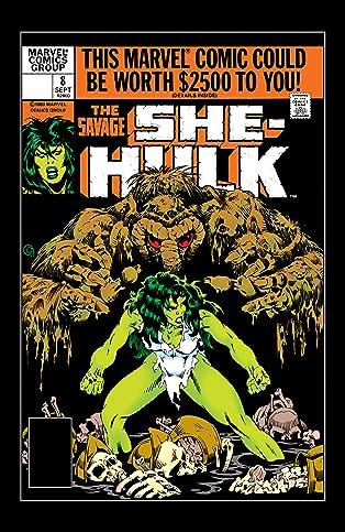Savage She-Hulk (1980-1982) #8