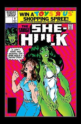 Savage She-Hulk (1980-1982) #9