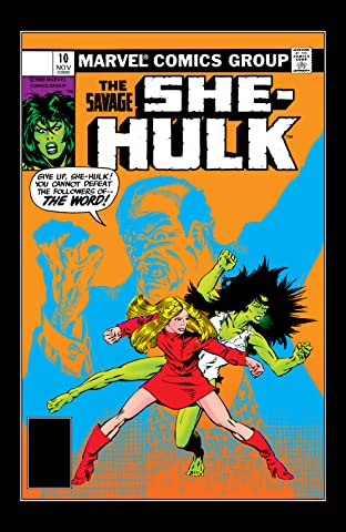 Savage She-Hulk (1980-1982) #10