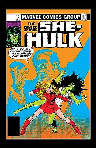 Savage She-Hulk (1980-1982) #10
