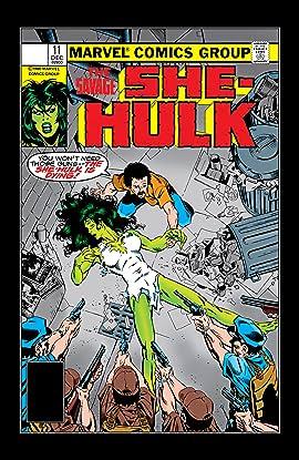 Savage She-Hulk (1980-1982) #11