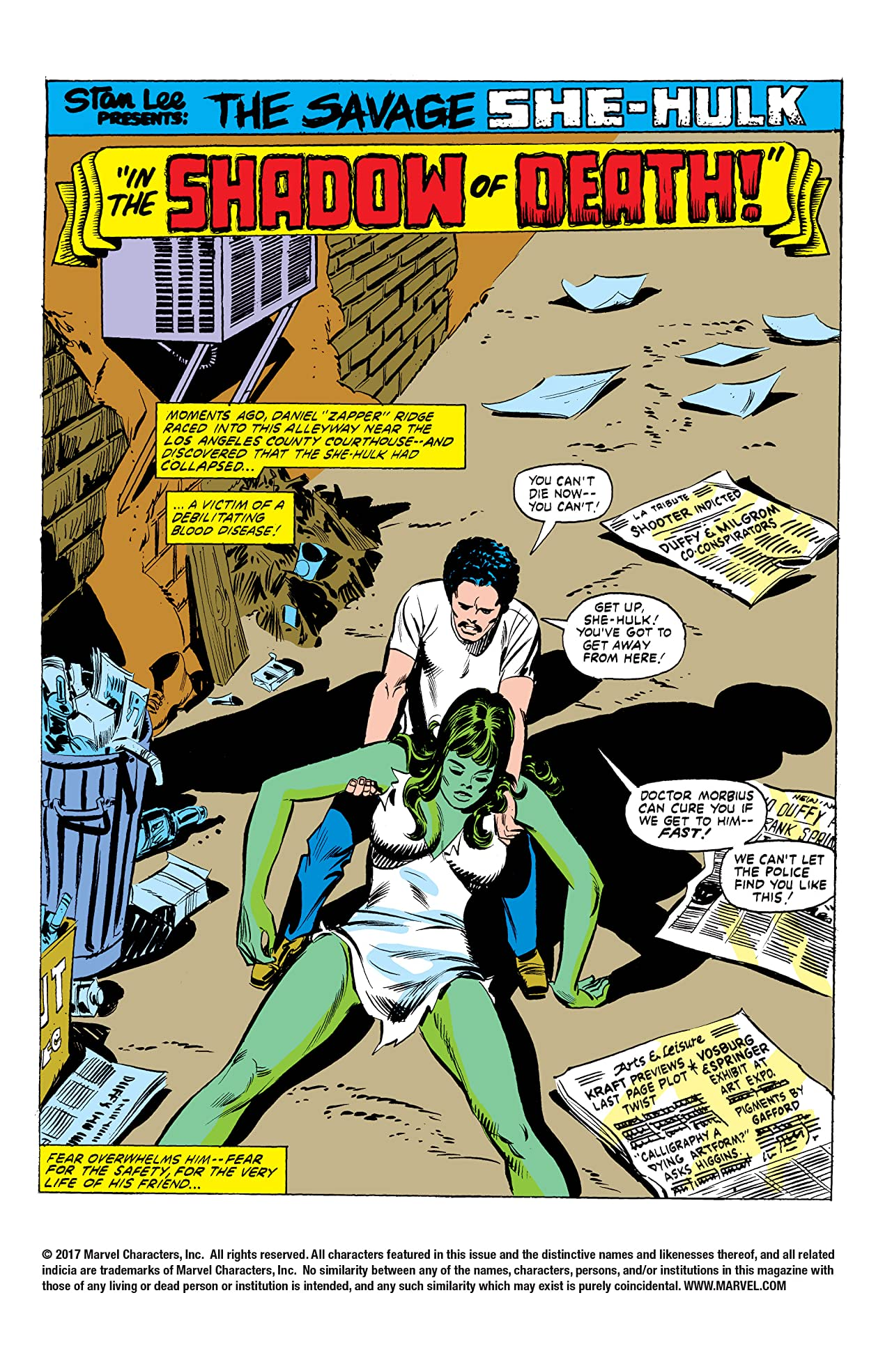 Savage She-Hulk (1980-1982) #11
