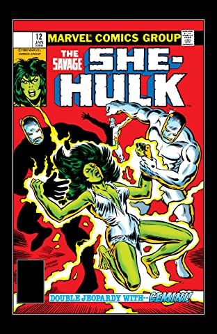 Savage She-Hulk (1980-1982) #12