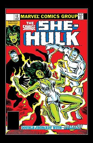 Savage She-Hulk (1980-1982) #12