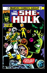 Savage She-Hulk (1980-1982) #14