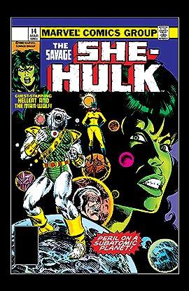 Savage She-Hulk (1980-1982) #14