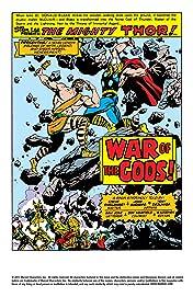 Thor (1966-1996) Annual #5