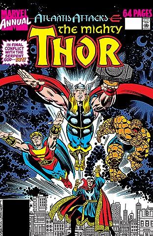 Thor (1966-1996) Annual #14