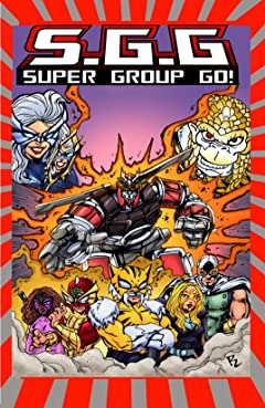 Super Group Go! #1