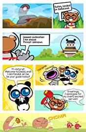 ChewyToons Adventures #2