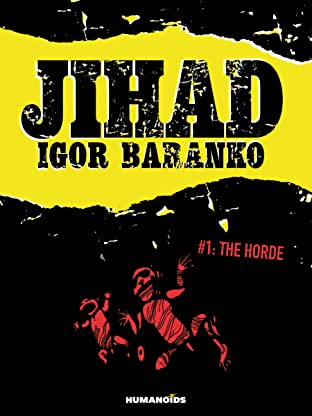 Jihad Tome 1: The Horde