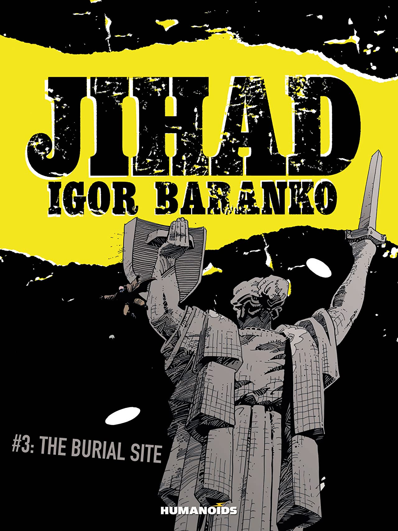 Jihad Vol. 3: The Burial Site