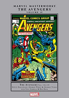 Avengers Masterworks Vol. 15