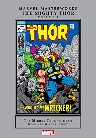 Thor Masterworks Vol. 8