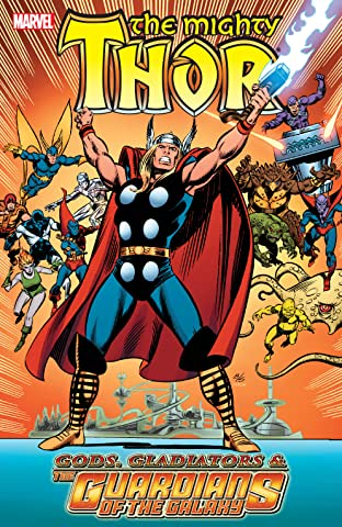 Thor: Gods, Gladiators & The Guardians Of The Galaxy