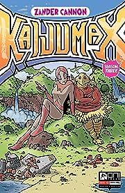 Kaijumax: Season Three No.3