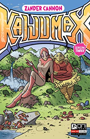 Kaijumax: Season Three No.3