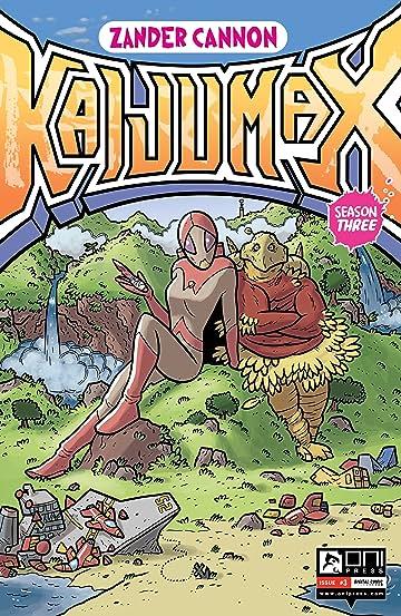 Kaijumax: Season Three #3