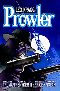 Leo Kragg: Prowler Vol. 1