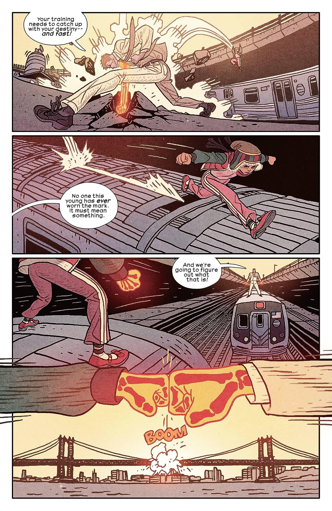 Immortal Iron Fists (2017) #1 (of 6)
