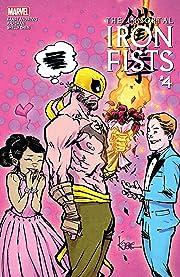 Immortal Iron Fists (2017) No.4 (sur 6)